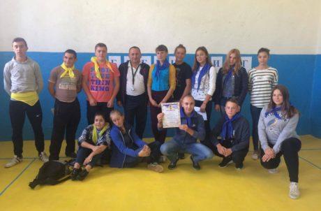 Олімпійський тиждень у Гніздичівській ЗОШ І-ІІІ ступенів