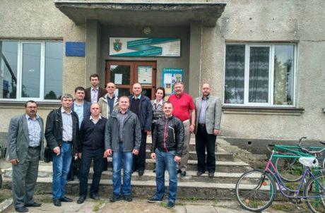 Навчальний візит представників Полтавщини у Гніздичівську громаду