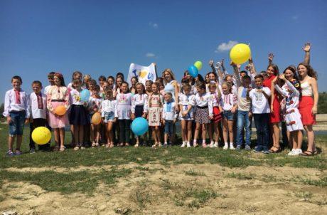 Привітання до Дня Незалежності України від Гніздичівської музичної школи
