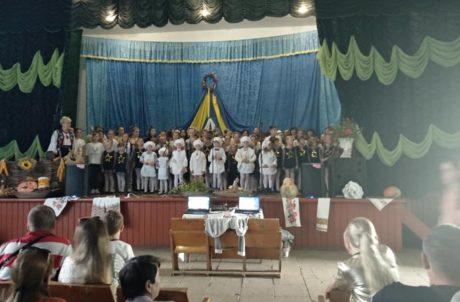 """Фестиваль народної пісні та танцю під назвою """"Пісенне перевесло"""""""