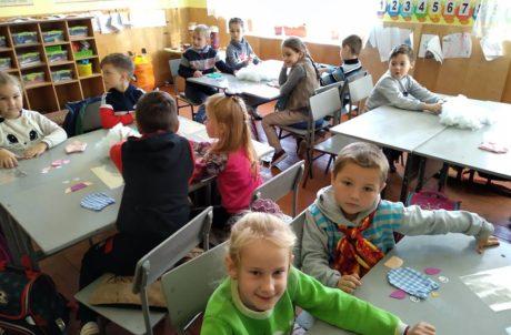 Учні 1 класу – майбутні підприємці