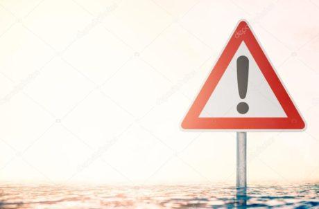 УВАГА! Штормове попередження про можливість повені!