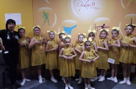 """Лівчицькі """"Каштанчики"""" зачарували журі Чемпіонату Західної України з сучасних танців"""