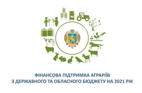 Порядок та умови проведення конкурсу на виконання заходів Програми підтримки та розвитку сільського господарства на 2021 рік